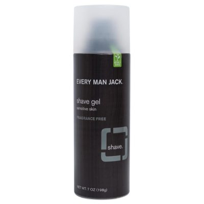 Every man Jack fragrance free shaving gel