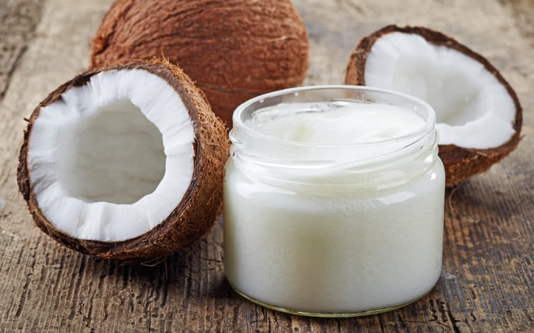 Keep Your Beard Looking It's Best: Coconut Oil For Beard