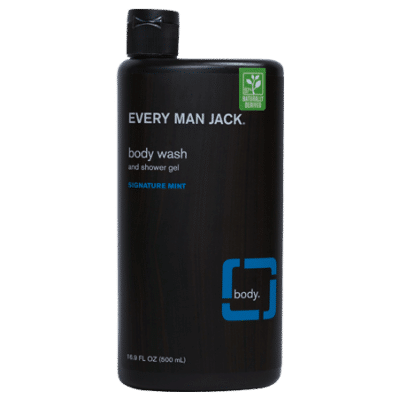 Every Man Jack body wash signature mint