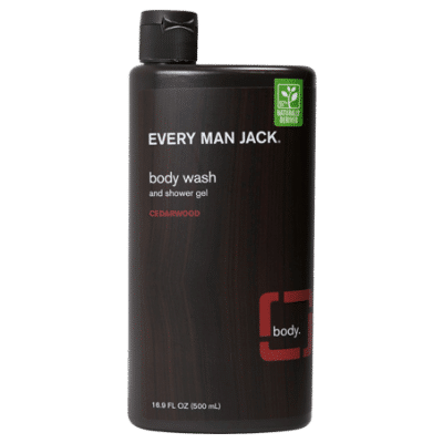 body wash cedarwood