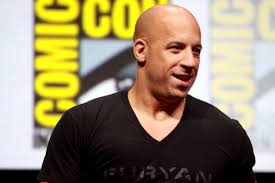 vin diesel, how to shave your head