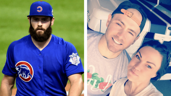 Jake Arrieta Shaved Off His Beard (Again), Looks Unrecognizable