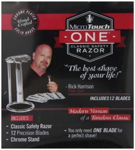 micro touch razor review