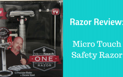 Are Safety Razors Worth It? | Micro Touch Razor Review