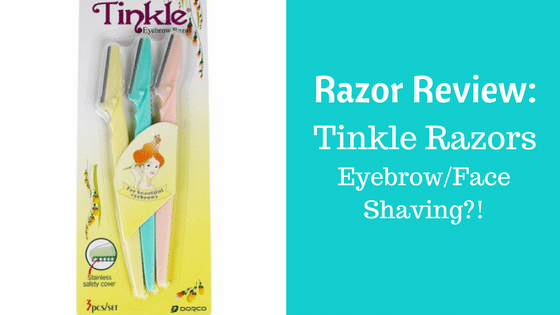 Razors for Your Eyebrows? Read On!