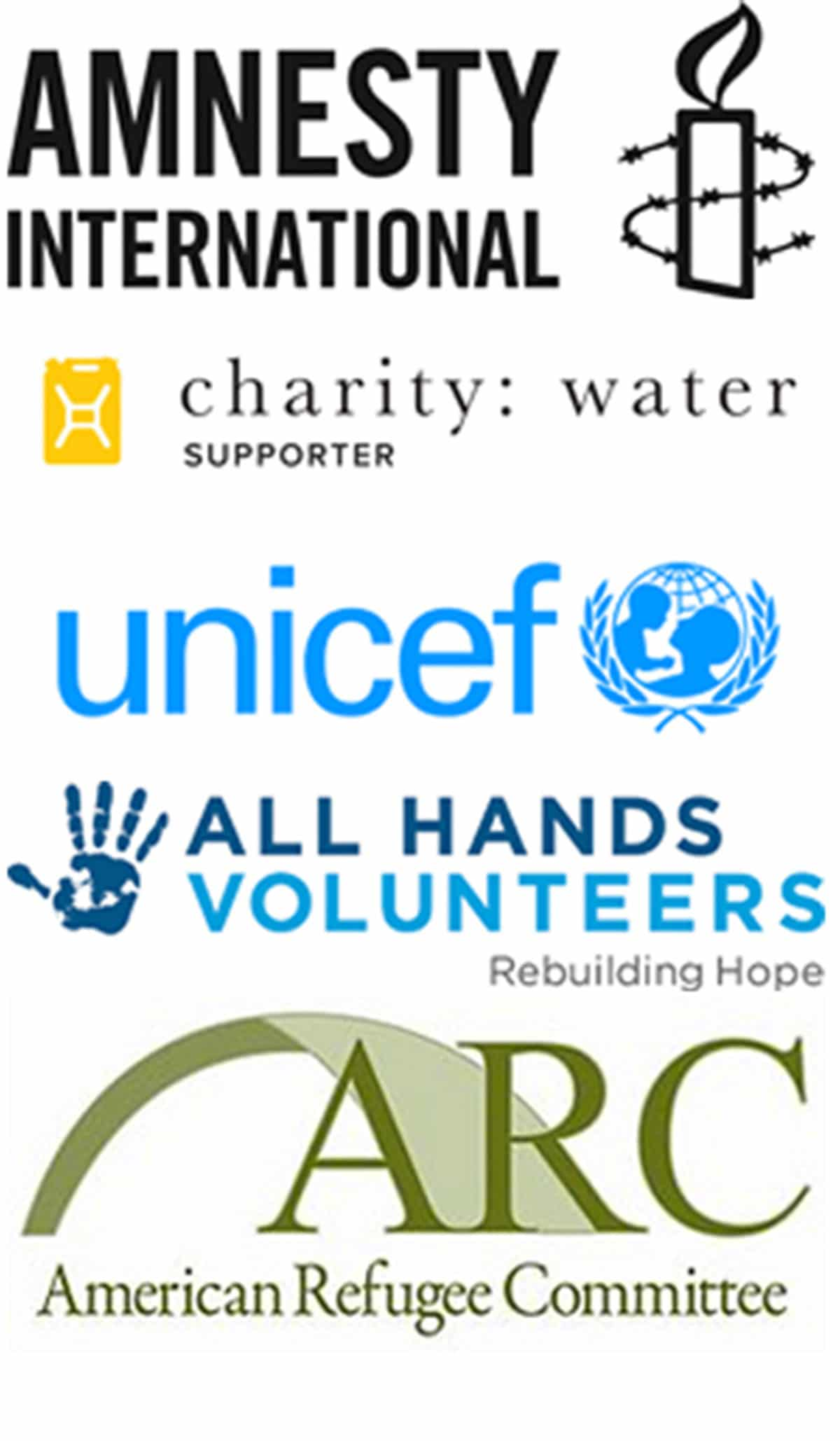 International Charities