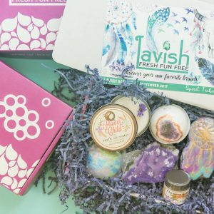 monthly boxes for women