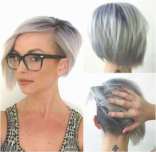 Shaved Hairstyles for Women: Top 10 for 2018 | 99 Cent Razor