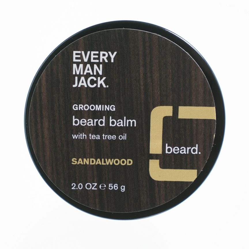 Every Man Jack beard balm sandalwood