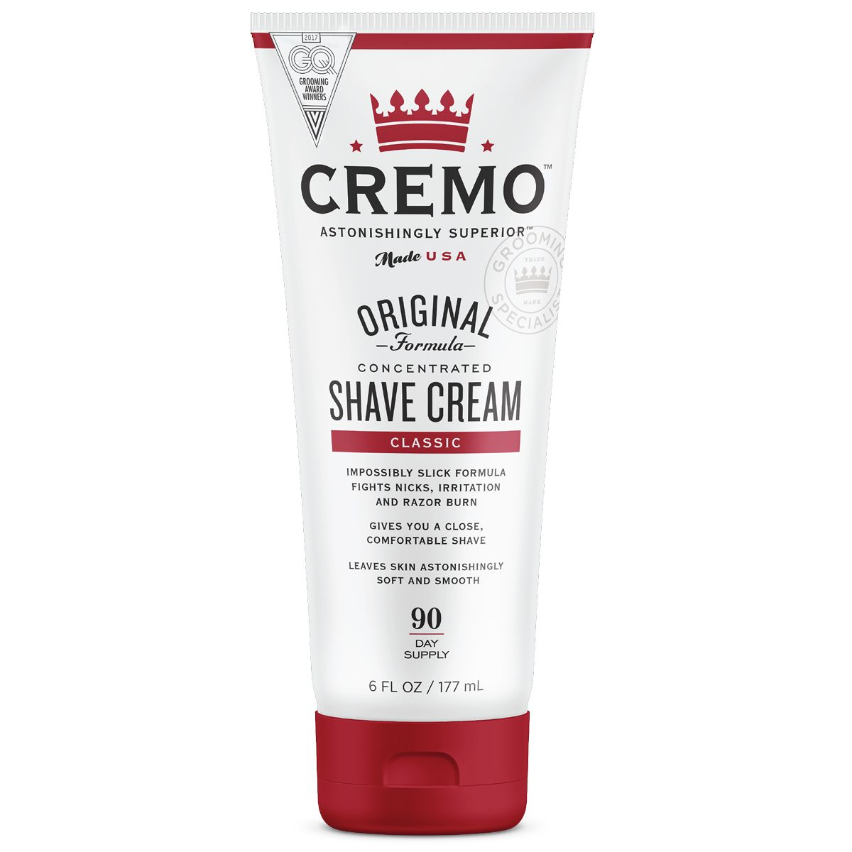 Cremo is one of the best shave cream for women