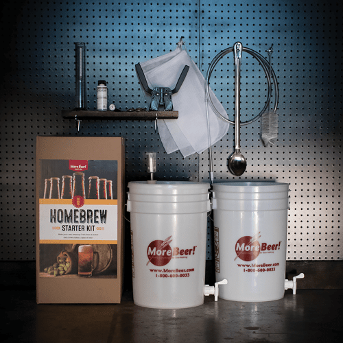 beginner brewer's kit