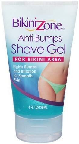 Bikini Zone Anti Bumps Shave Gel